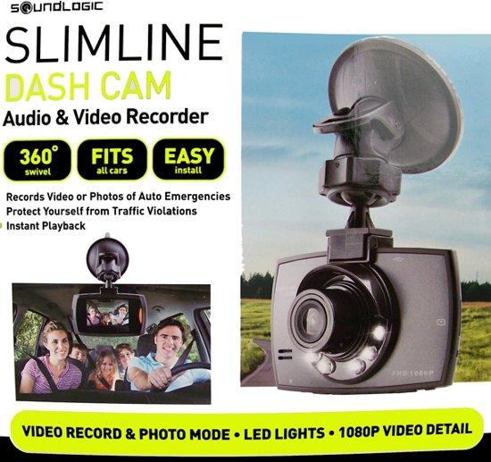 Soundlogic full HD dashcam