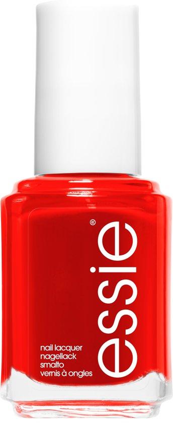 essie apertitif 59 - rood - nagellak