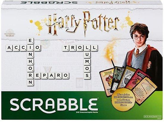 Afbeelding van het spel Scrabble Harry  potter Edition