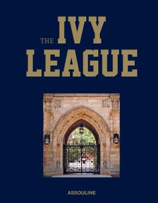 Boek cover The Ivy League van Daniel Cappello (Hardcover)