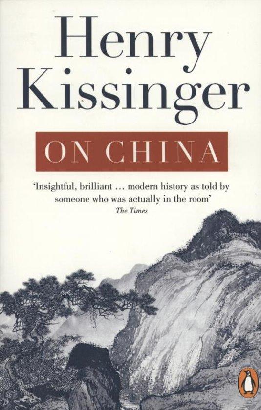 Boek cover On China van Henry Kissinger (Paperback)