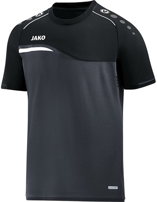 Jako Competition 2.0 T-Shirt - Voetbalshirts  - grijs - 164