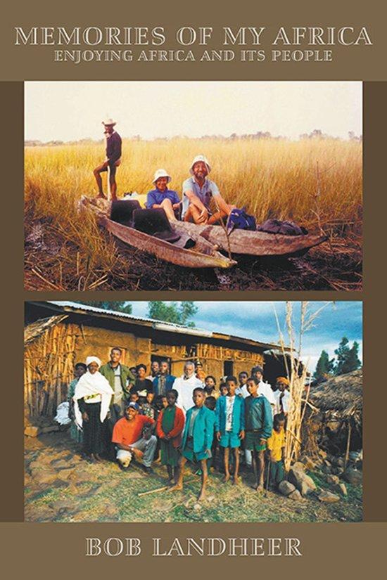 Boek cover Memories of my Africa van Bob Landheer (Onbekend)