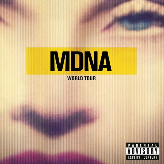 Madonna - Mdna Tour (Blu-ray)
