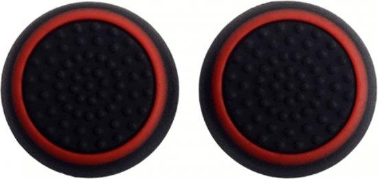 Thumb Grips - Rood - (set van 2) voor Playstation en Xbox