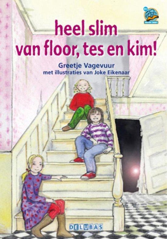 Samenleesboeken - Heel slim van Floor, Tes en Kim