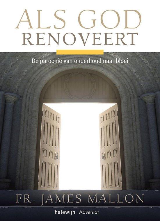 Afbeeldingsresultaat voor als god renoveert cover