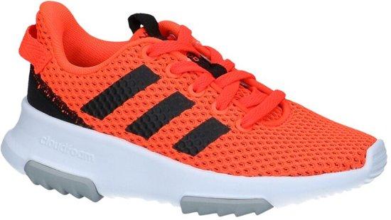 Oranje Lage Sneakers adidas CF Racer