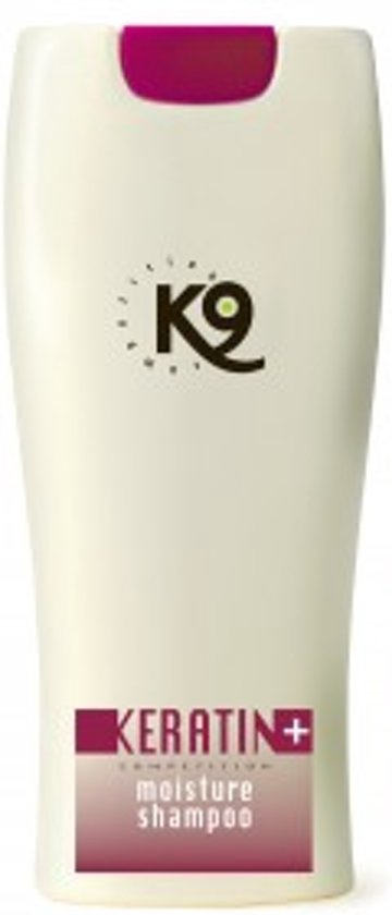 k9 competition Keratin+ moisture shampoo