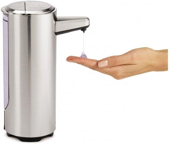Zeeppomp Sensor - Simplehuman - oplaadbaar - 325 ml