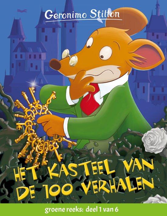 Groene reeks 1 - Het kasteel van de 100 verhalen