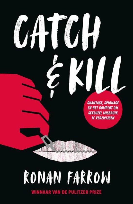 Boek cover Catch & Kill van Ronan Farrow (Paperback)