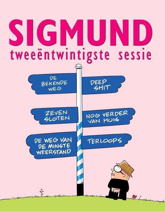 Sigmund tweeëntwintigste sessie