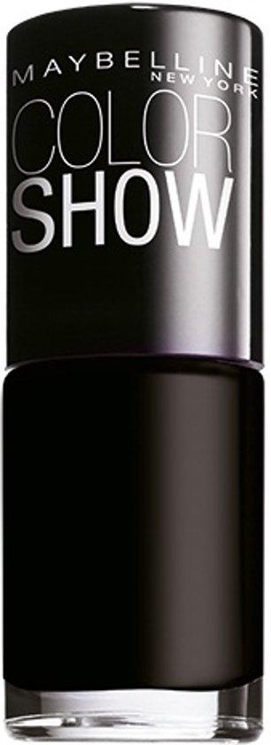 Maybelline Colorshow Blackout 677 - nagellak
