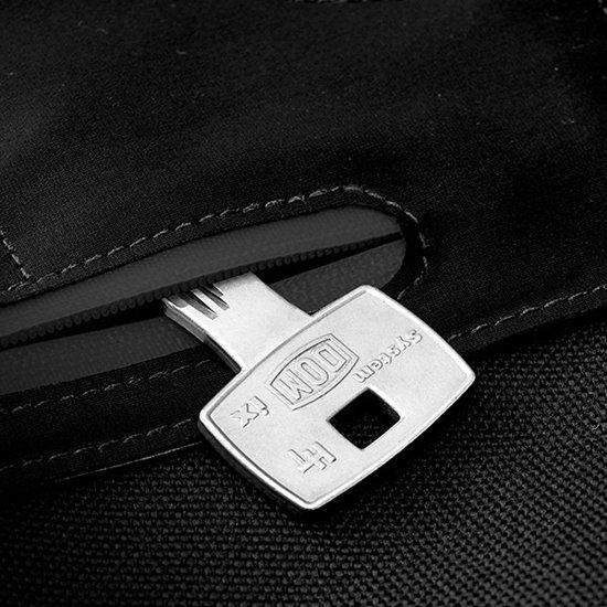 Avanca Sportbelt met Telefoon & Sleutel houder - Running belt - Hardlooptas - Zwart