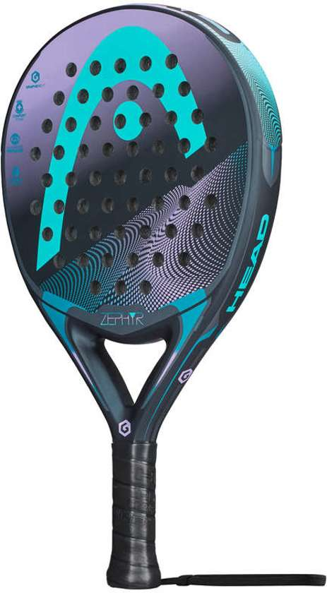 HEAD Graphene XT Zephyr Padel Racket