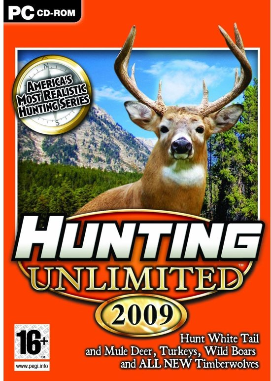 Hunting Unlimited 2009 - Windows