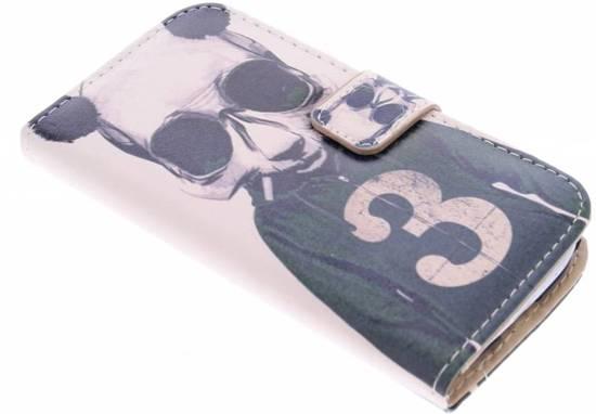 Panda Boîtier De Type Livre De Design Pour Samsung Galaxy S6 61glOC