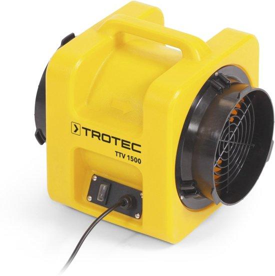 Trotec TTV 1500 - Bouwventilator