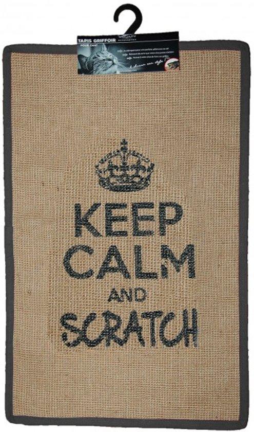 krabtapijt keep calm 60x38cm