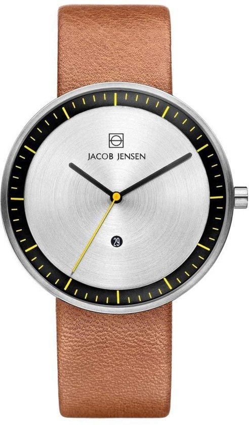 Jacob Jensen Strata 271 Horloge