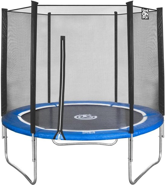 Game On Sport Jumpline Trampoline 305 blauw