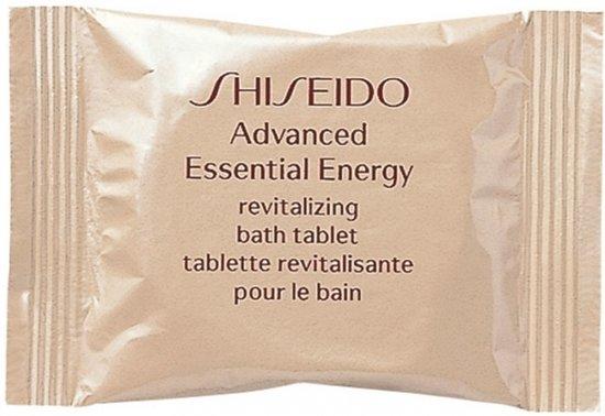 Shiseido Advanced Essential Energy Revitalizing Bath Tablets 10 stuk(s)