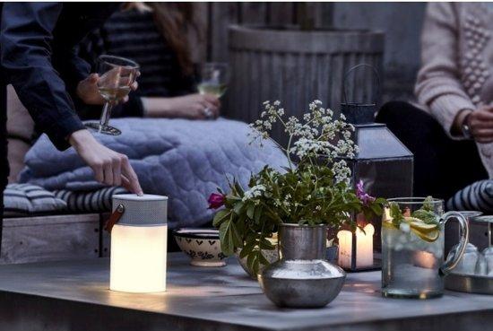 Kreafunk aGLOW Bluetooth Speaker met LED Verlichting