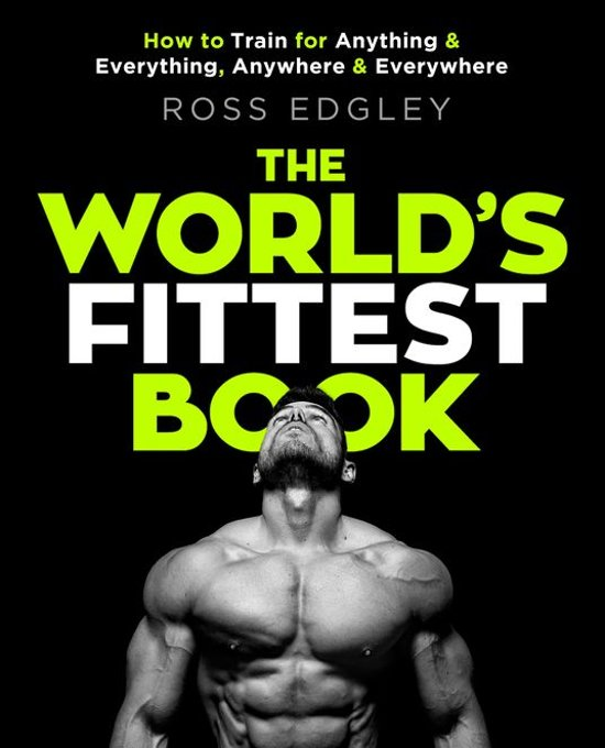 Boek cover The Worlds Fittest Book van Ross Edgley (Onbekend)