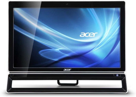 Acer Aspire Z5771-H61 - Intel i5-2400S 2.5 GHz / 8GB DDR3 RAM / 1TB HDD / GeForce GT 520 / 23 inch / QWERTY