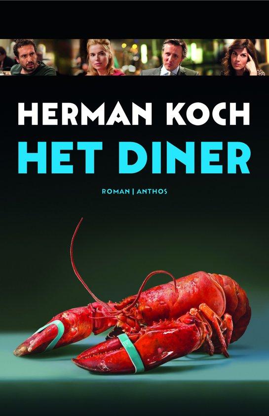 het diner De marketing achter herman kochs 'het diner' is er niet naast zeker in  nederland word je op straat en in de boekhandel gebombardeerd met.