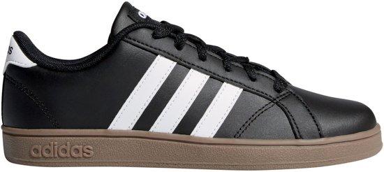 544a45644c2 adidas Baseline Sneakers Kids Sneakers - Maat 36 - Unisex - zwart/wit