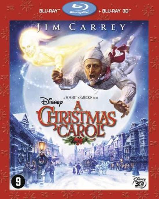 A Christmas Carol (3D Blu-ray)