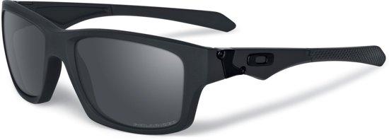 bc2c4c345145f4 Oakley Jupiter Squared - Zonnebril - Polarized - Matte Black   Black Iridium