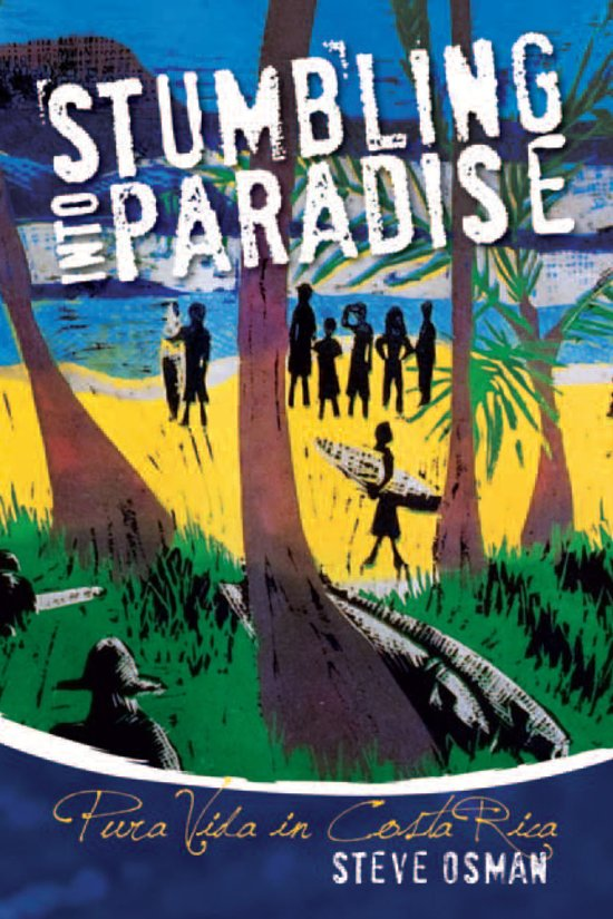 Stumbling into Paradise cover