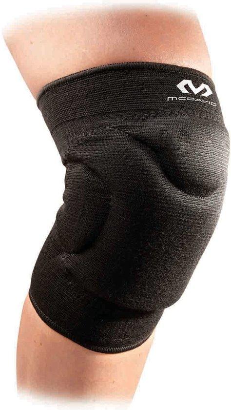 McDavid 602 Jumpy Kniebeschermer - Zwart - Medium