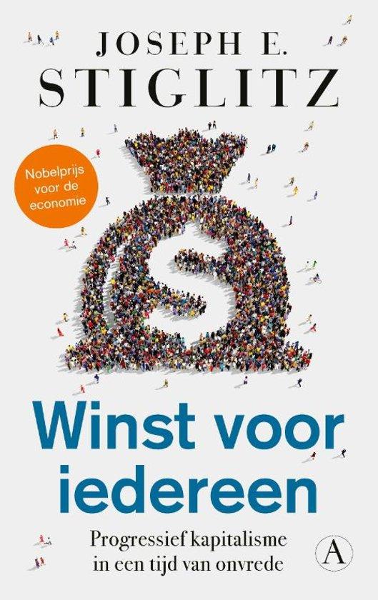 Boek cover Winst voor iedereen van Joseph E. Stiglitz (Onbekend)