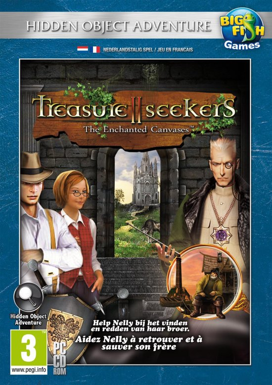 Treasure Seekers 2 : The Enchanted Canvases - Windows