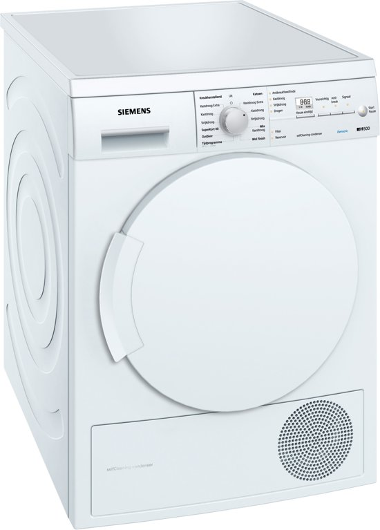 Siemens WT44W362NL iQ500 - Warmtepompdroger