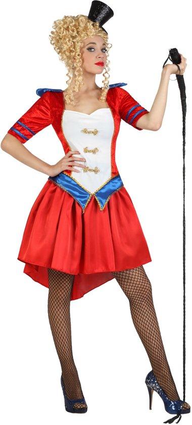 Circus temmer kostuum voor vrouwen  - Verkleedkleding - M/L