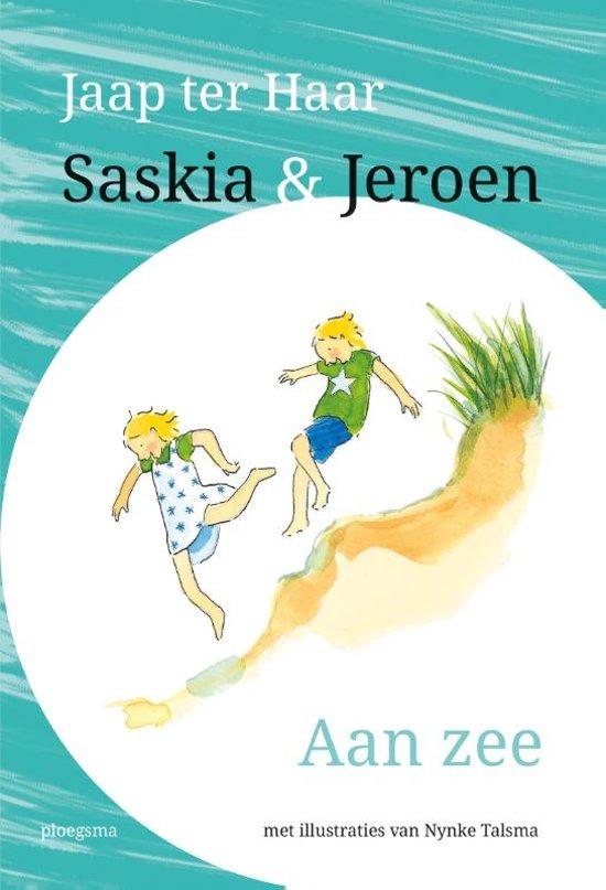 Saskia en Jeroen - Aan zee