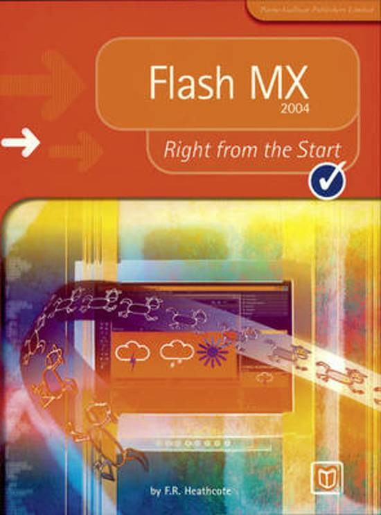 Flash MX 2004 Right from the Start