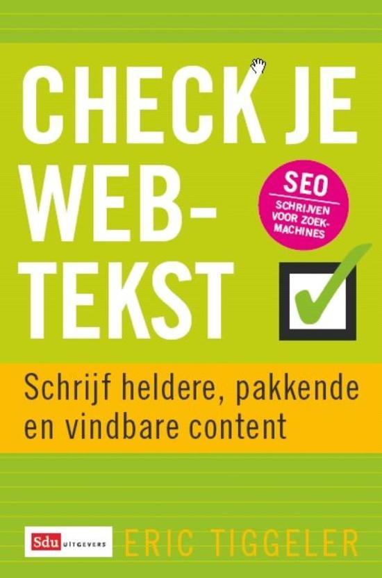 Check je webtekst