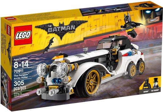 LEGO Batman Movie The Penguin IJzige Limousine - 70911