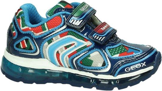 6ca202d50c2 bol.com | Geox - J 6244 A - Sneaker laag - Jongens - Maat 32 - Blauw ...