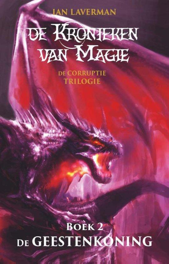 De corrupte trilogie 2 - De geestenkoning