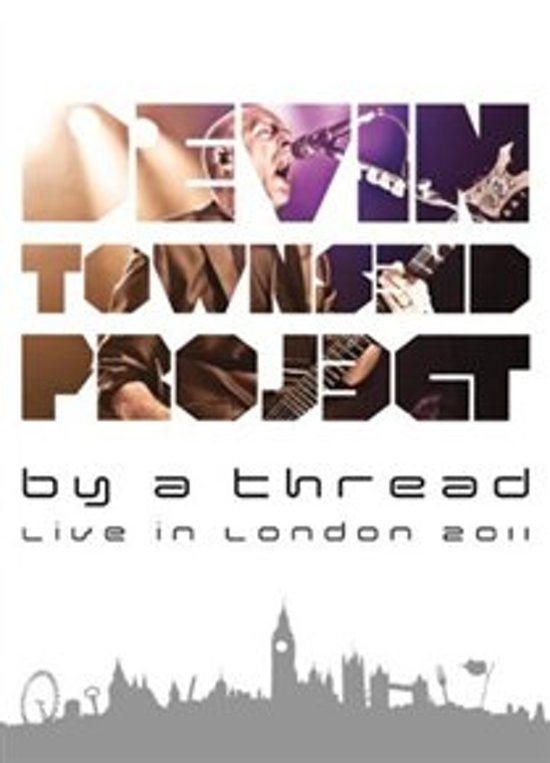 Devin Townsend Project - By A Thread (4Dvd+5Cd)