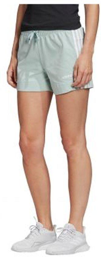 adidas W Essentials 3 stripes short Dames maat L
