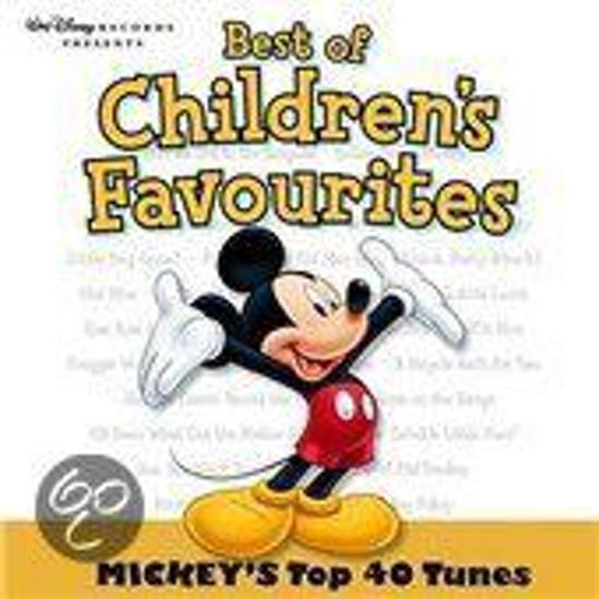 Mickey's Top 40