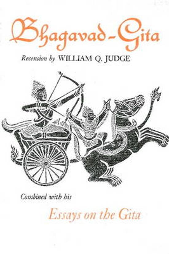 Bhagavad-Gita Combined with Essays on the Gita